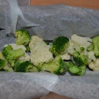 Biff ytrefilet med gratinert blomkål og brokkoli!