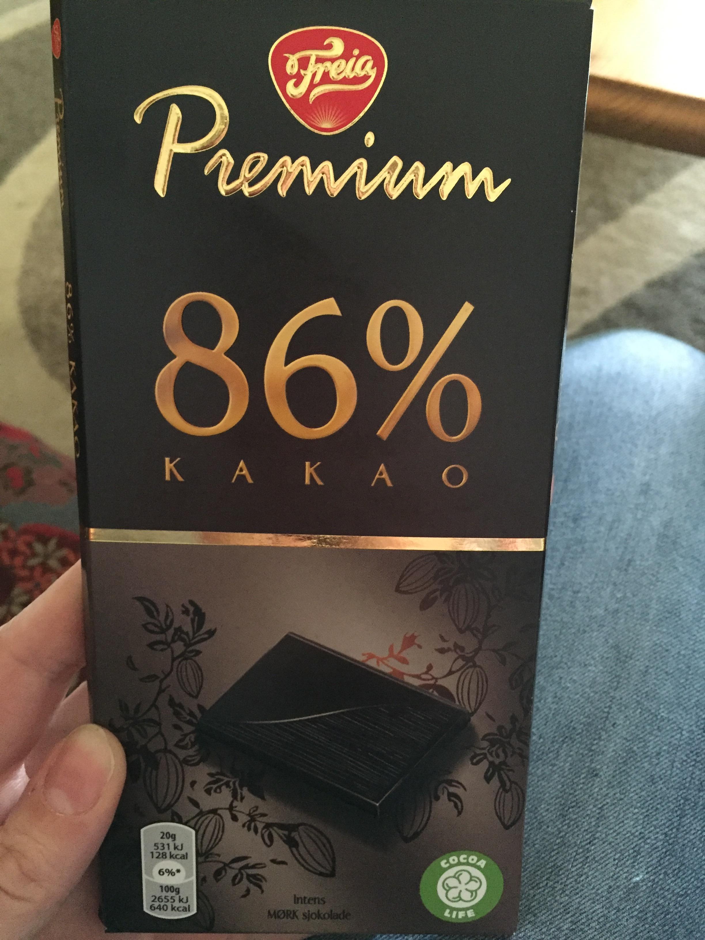 df68d9e33 Derfor velger jeg 86% sjokolade!   Nytt og bedre liv med lavkarbo!
