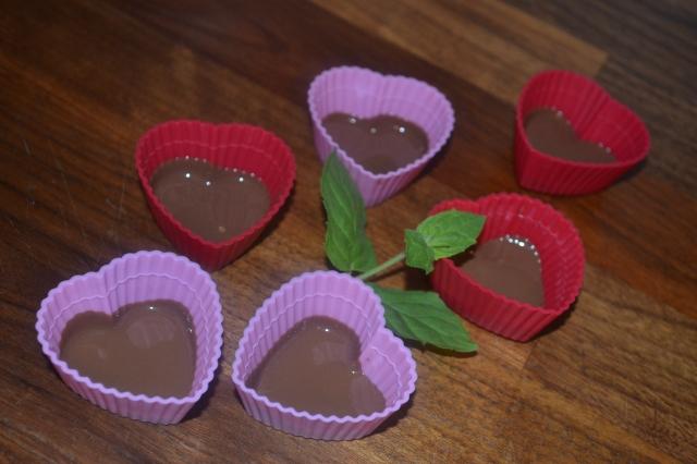 Fylling av sjokolade1